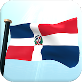 Dominican Republic Flag Free
