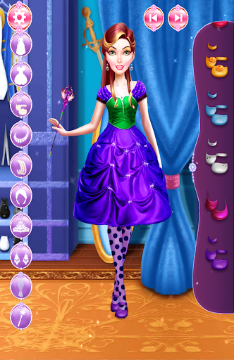Princess Palace Salon Makeover 1.0.6 screenshots 7