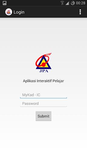 Portal Interaktif Pelajar JPA