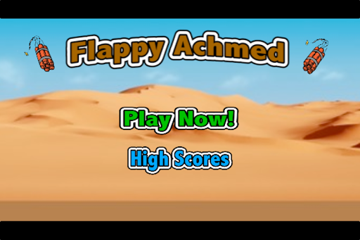 Flappy Achmed