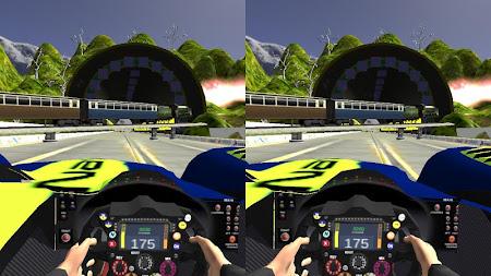 VR Car Vs Train 1.0 screenshot 6175