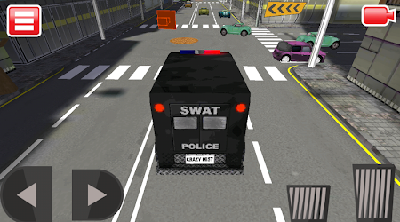 Police Car Simulator in 3D 1.0 screenshot 99087