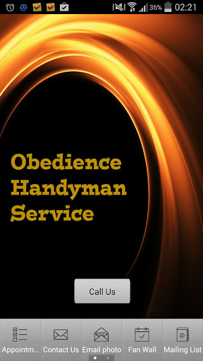 Obedience Handyman Service