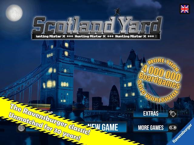 android Scotland Yard Screenshot 0