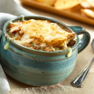 Onion Soup Gratinee.