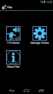 Flite TTS Engine