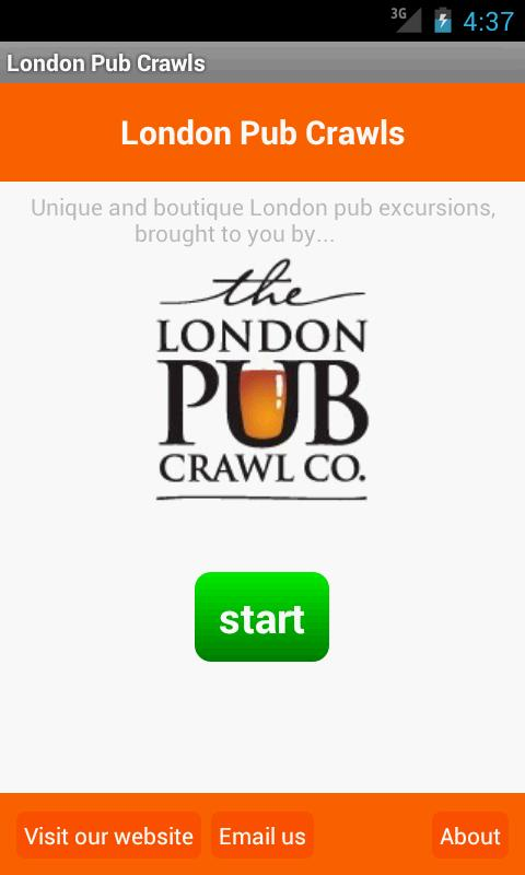 London Pub Crawls and Walks- screenshot