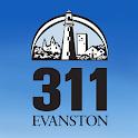 Evanston 311 icon