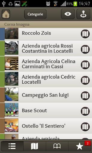 【免費旅遊App】Strada dello Stracchino-APP點子