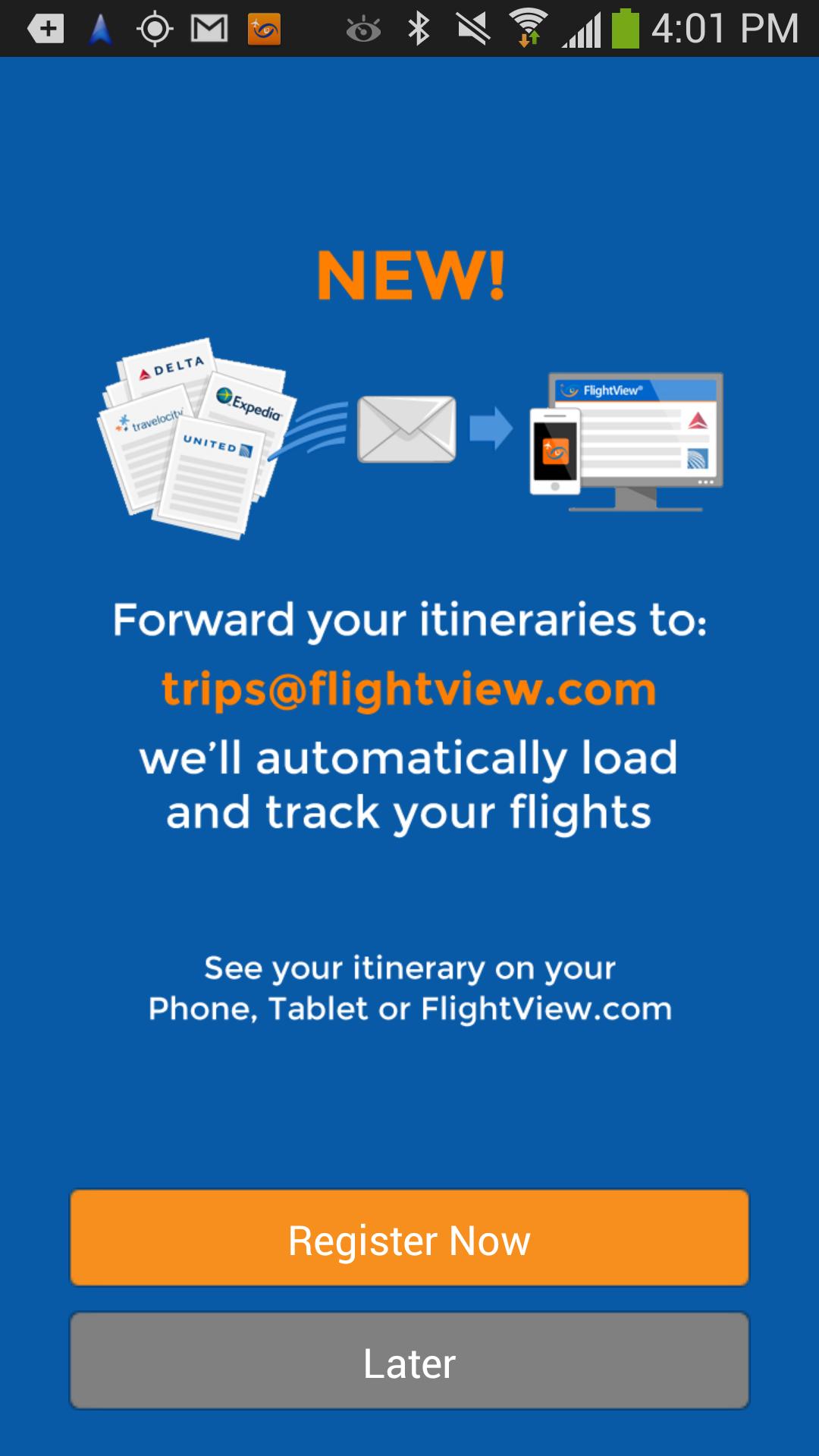 FlightView Elite FlightTracker screenshot #4