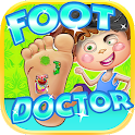 Foot Doctor - Games For Kids