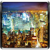 Bigest Cities Live Wallpaper