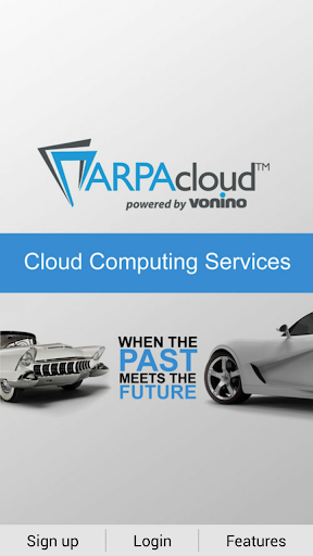 ARPAcloud Services