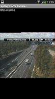 Screenshot of Sydney Traffic Cameras
