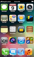 iPhone Launcher Android