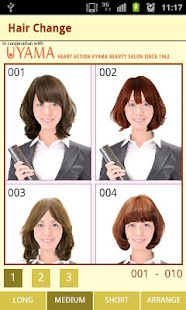 Enjoyable Hair Change Free Android Apps On Google Play Short Hairstyles Gunalazisus