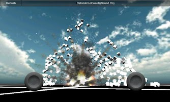 Screenshot of DetonatorEffects