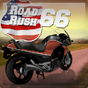 Road Rush - Route 66 Game icon