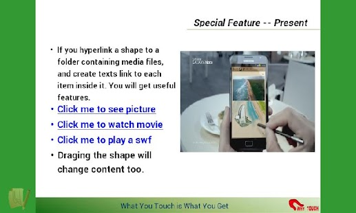 Touchshow Powerpoint Player- screenshot thumbnail