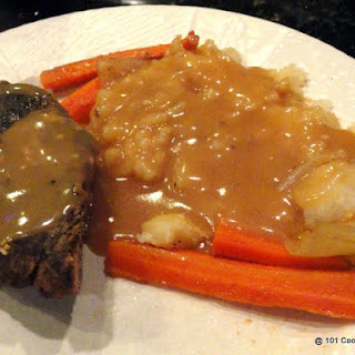 Wifo Pot Roast - A Basic Comfort Food
