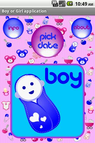 Boy or Girl - screenshot