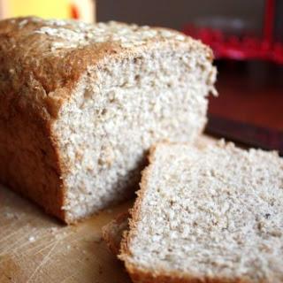 Oatmeal Honey Bread.