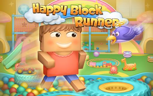 Happy Block Run FREE