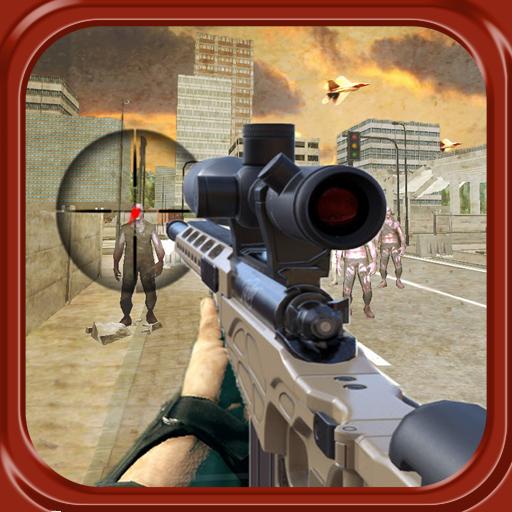 軍隊 狙擊兵 殭屍 防禦 戰爭 角色扮演 App LOGO-硬是要APP