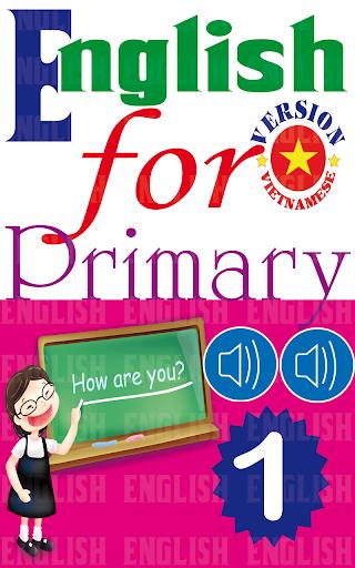 English for Primary 1 Viet Nam
