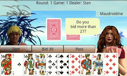 Skatroid - Skat - screenshot thumbnail
