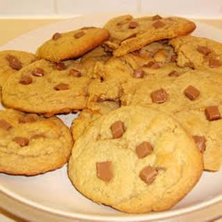 Soft Chocolate Chip Cookies II.