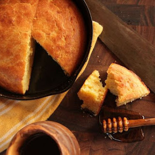 Moist and Tender Brown Butter Cornbread
