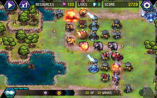 Tower Defense: Infinite War 1.2.1 screenshots 4