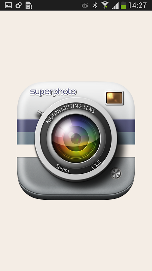 SuperPhoto Full - screenshot