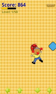 Dodgeball Terror Touch- screenshot thumbnail