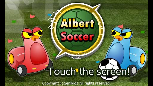 Albert soccer Red
