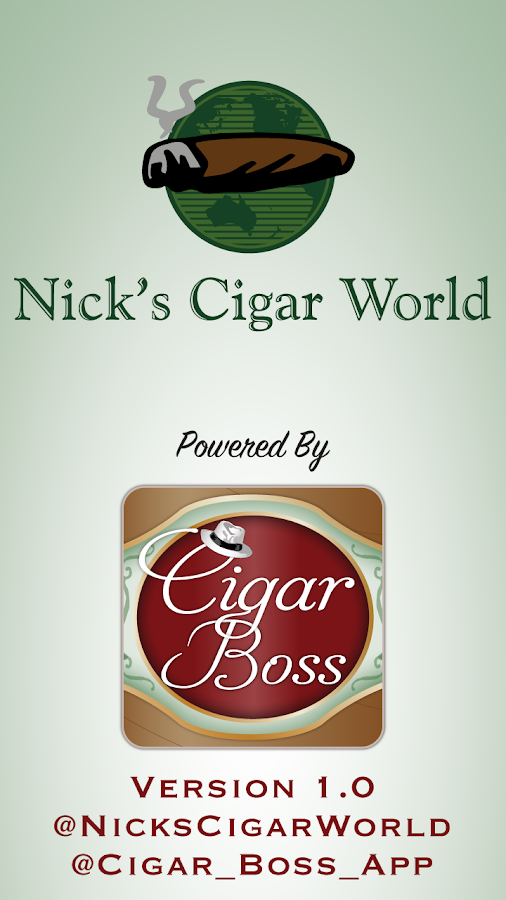 Nick's Cigar World - screenshot