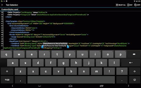 QuickEdit Text Editor Pro v0.8.2