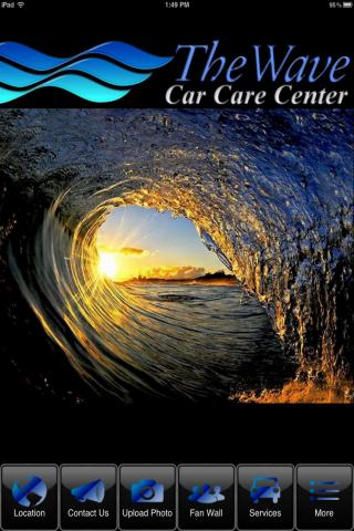 The Wave Car Care Center