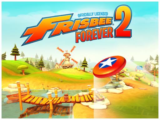 Frisbee R Forever 2