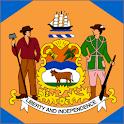 Delaware Facts logo