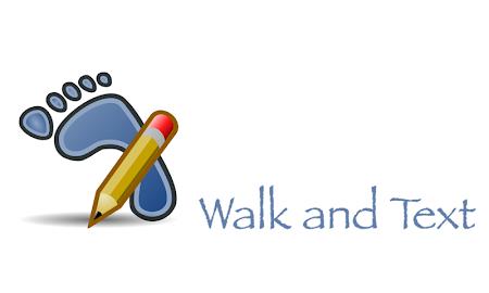Walk and Text ( Type n Walk ) Screenshot 11