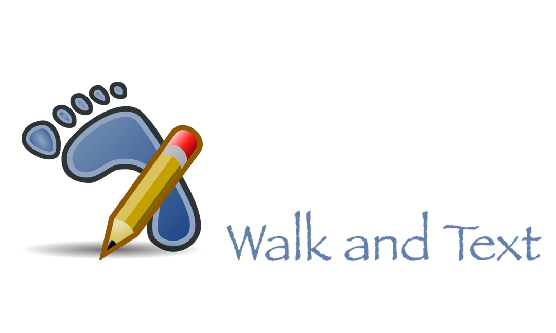 Walk and Text ( Type n Walk ) - screenshot