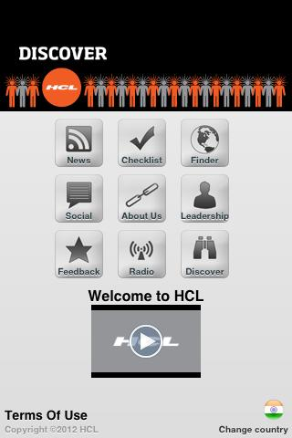 Discover HCL