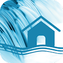 FloodMap Mobile logo