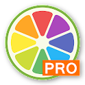 Kaleidoscope Lime PRO icon