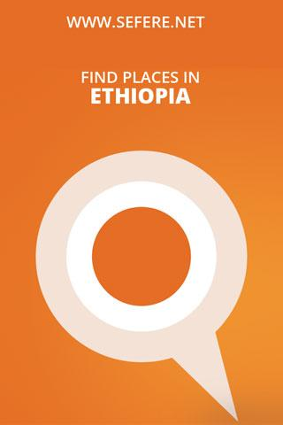 Sefere.net Places in Ethiopia