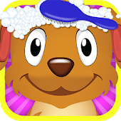 Cute Dog Caring 2 - Kids Game