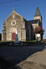 photo de Eglise de MARSAIS (St Pierre et St Paul)