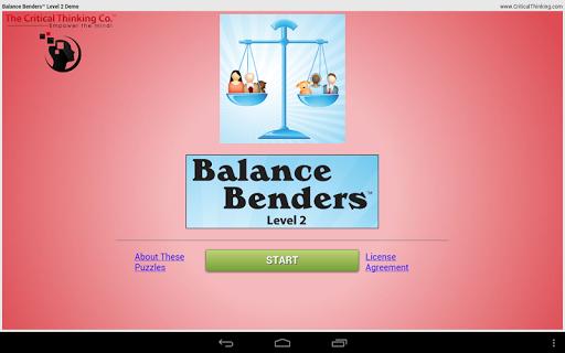 Balance Benders™ Level 2 Free